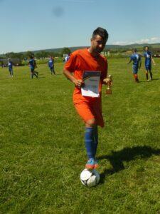 Ionut Istrate, cel mai bun marcator din sezonul 2013-2014