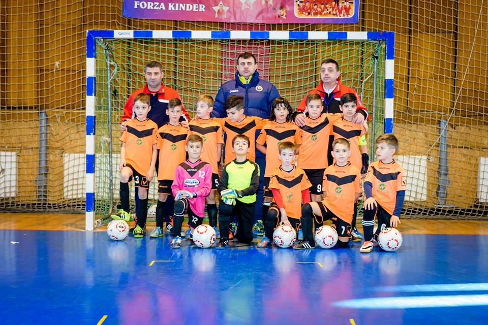 Prosport Focsani joaca finala mica la Trofeul Gheorghe Ene