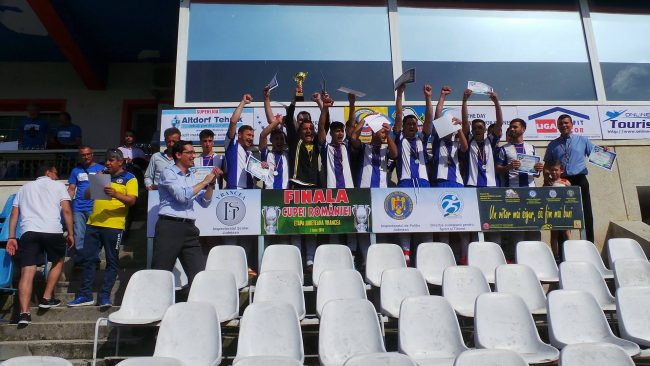 Campioana Superligii Altdorf Tehnik va promova direct in liga a treia