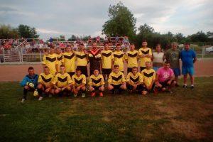 Sportul Ciorasti, o noua aparitie pe harta fotbalului din Vrancea