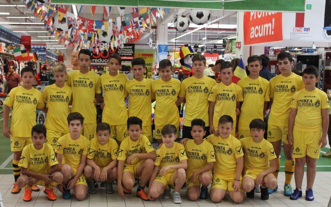 CSM Focsani este campioana de toamna la trei categorii de varsta la juniori